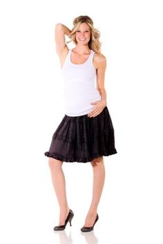Cami Maternity Skirt
