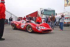 1967 Ferrari 412P 0844