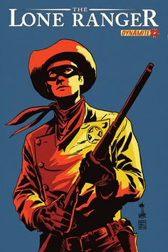 The Lone Ranger Cover Art by Francesco Francavilla Der einsame Waldläufer # Titelbild von Francesco Francavilla Best Comic Books, Comic Books Art, Book Art, A Mascara Do Zorro, Cover Art, Westerns, Green Hornet, Western Comics, The Lone Ranger