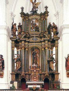 altar bayern-deutschland