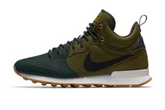 online store 78fd7 85c24 Nike Channels Fall for Its Latest Internationalist Mid Utility Release