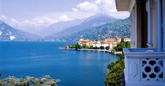 Lake Maggiore, Italy - One of thr most beautiful summers of my life, working on a campsite here. lovely.