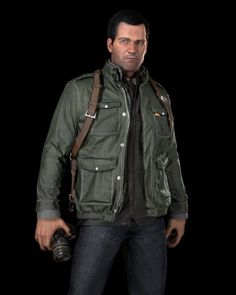 Don't hesitate to wear something out of this world. Try this Frank West Jacket inspired by the Dead Rising 4 game for all. Grab Now! Dead Rising, Video Game Characters, Sale Sale, Christmas Sale, Military Jacket, The Outsiders, Cotton Fabric, Bomber Jacket, Leather Jacket