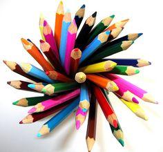 Lápices de colores | Flickr - Photo Sharing!