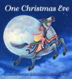Buy One Christmas Eve by Corinne Fenton at Mighty Ape NZ. One Christmas Eve, Grandpa puts on his best shirt, Bella passes him his favourite hat, and together they walk to Luna Park. Bella is given one silver . Christmas Eve Images, Christmas Countdown, A Christmas Story, First Christmas, Red Suit, Carousel Horses, Little People, Great Books, Night Skies