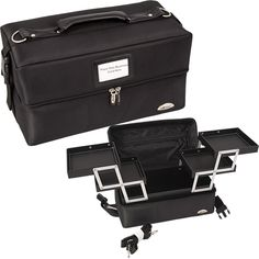 Vanity Suitcase With Lights Professional Makeup Vanity Suitcase  Pinterest  Professional
