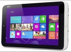 Acer Iconia W3 Tablet Now Available for Pre-Orders via Amazon and Staples