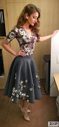 The Ultimate Photo Collection of Ileana D'Cruz - ZoopWorld Bollywood Actress Hot Photos, Bollywood Celebrities, Indian Bollywood, Bollywood Fashion, Sonam Kapoor, Deepika Padukone, Ileana D'cruz, Girl Fashion, Fashion Outfits