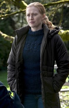 The Killing Photo: Sarah Linden My Favorite Year, Favorite Tv Shows, Linden And Holder, Joel Kinneman, Olive Kitteridge, Mireille Enos, Dead Like Me, Little Dorrit, Nurse Jackie