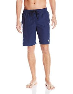 adidas Mens Core Tech Volley Swim Trunk Navy XXLarge *** Details on product can be viewed by clicking the image