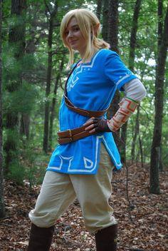 Zelda Wii U by Artemis-Cosplay