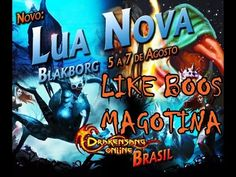 Drakensang New Evento Lua Nova map#2 LIKE BOOS MAGOTINA