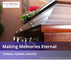 Eternal Funeral Services will take your loved one into our professional care and provide our award-winning mortuary care while funeral arrangements are being made. Funeral Arrangements, Making Memories, Family Life, How To Memorize Things