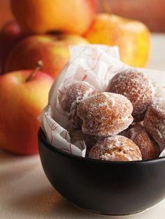 Apple Cider Doughnuts: