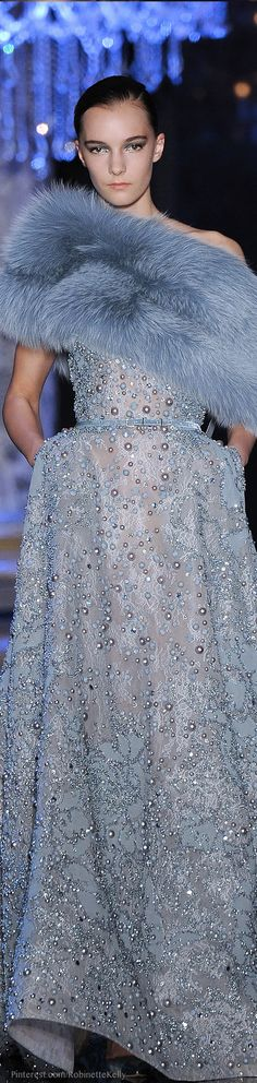 Elie Saab Haute Couture | F/W 2014-15- ♔LadyLuxury♔
