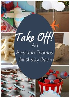 An amazing airplane birthday party-cake, pin the propeller on the plane, luggage favor boxes