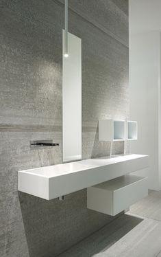 Wall, bathroom by Casabath _