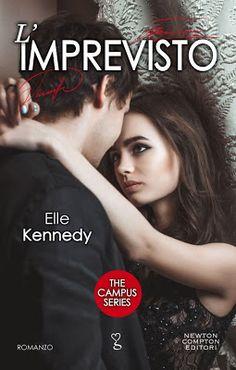 Leggere Romanticamente e Fantasy: Anteprima: L'IMPREVISTO di Elle Kennedy