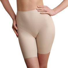 Naomi & Nicole Soft & Smooth Waistline Thigh Slimmer 7757, Women's, Size: