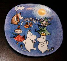 Tanssiaiset / Ball Tove Jansson, Miffy, Little My, Plates On Wall, All Art, Decorative Plates, Tableware, Illustration, Artwork