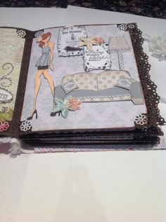 Page #6 in my prima doll book designs by creativewayz