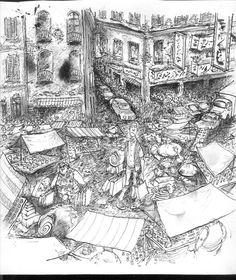 A arte de: Roberto Negreiros » Desenho 25