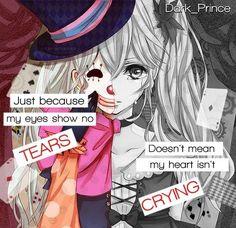 grafika anime, vocaloid, and hatsune miku Hatsune Miku, Kaito, Sad Anime Quotes, Manga Quotes, Sad Anime Girl, Sad Girl, Anime Girls, Doki Doki Anime, Manga Anime