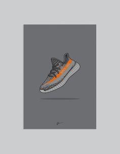 The Ideal prints for sneakerheads. Sneakers Wallpaper, Shoes Wallpaper, Yeezy Fashion, Sneakers Fashion, Hypebeast, Fantasy Art Men, Supreme Wallpaper, Sneaker Art, Yeezy 350