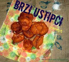 #Recept:  Brzi i jednostavni #ustipci