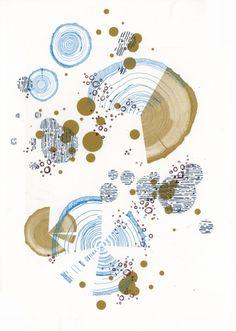Wood Textures print | Little Paper Planes