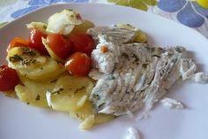 ricette pesce al forno