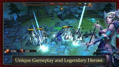 Demonrock: War of Ages 1.05 MOD Apk (Unlimited Money)  Android Games  Demonrock: War of Ages is a reverse defense game with beautiful 3D graphics and intuitive game play! Lead your heros soldiers to victory against hordes of monsters.Features:  40 levels across 4 unique lands of environment : forest dungeon coffin chamber and winter forest  4 legendary heroes : barbarian ranger knight and sorceress each hero has 5 skills  Over 30 kinds of enemies and Bosses: goblins orcs skeletons trolls…