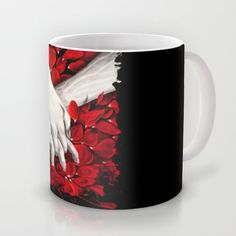 Hands Mug by Maria Bozina - $15.00