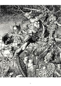 COMIC IS ART: COMIC-BOOK CLASSICS PRESENTA EXTRA Nº 2: ESPECIAL ILUSTRACION Futurama, Gotham, Pow, Windsor Smith, Conan The Barbarian, Comic Books, The Incredibles, Black And White, Pilgrim