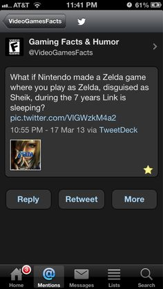 Million dollar idea for a Zelda game - Imgur I WOULD TOTALLY BUY IT!!!!!! (and with that cover.....it's cool...