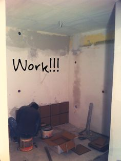 #renovation in progress