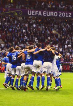 Italy NT. #euro2012