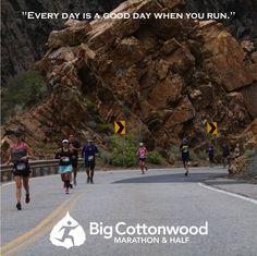 Did you run today? #gobig