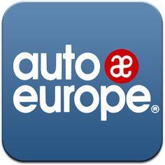 Auto Europe Car Rentals Logo X
