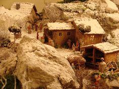 pesebres navideños - Buscar con Google Villas, Portal, Google, Births, Nativity Scenes, Villa, Mansions