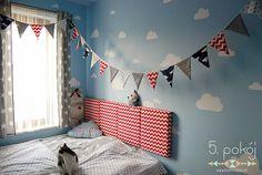 sypialnia dziecięca