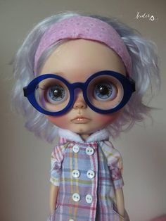 RESERVED-OOAK custom blythe doll-art doll Andere
