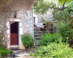 The 200 year old Stone cottage at Gokcebel, Bodrum
