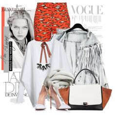 Sem título #2054 by bellerodrigues on Polyvore featuring polyvore fashion style Merci Me London MDKN Gianvito Rossi CÉLINE Marni Brunello Cucinelli