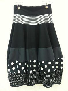 Balloon skirt 1.