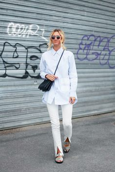 These Outfit Ideas Will Blow You Away--We Promise via @WhoWhatWear