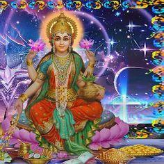 Goddesses Lakshmi