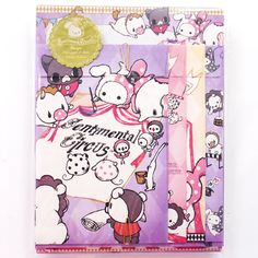 Product: Sentimental Circus Letter Set