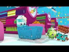 SHOPKINS VENDING MACHINE Frozen Kids Buy Shopkins Alex & Felicia Shopping With Elsa & Spiderman - YouTube