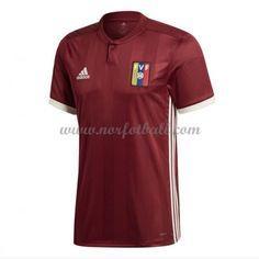 Venezuela 2018 Landslagsdrakt Kortermet Hjemme Fotballdrakter Polo Shirt, Polo Ralph Lauren, Mens Tops, Shirts, Fashion, T Shirts, Moda, Polos, La Mode